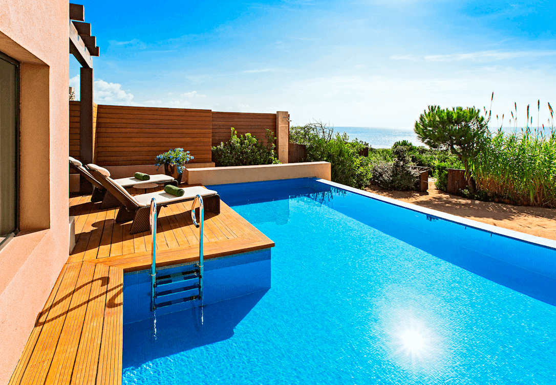 Ionian Exclusive Grand Infinity Beachfront Sea Suites